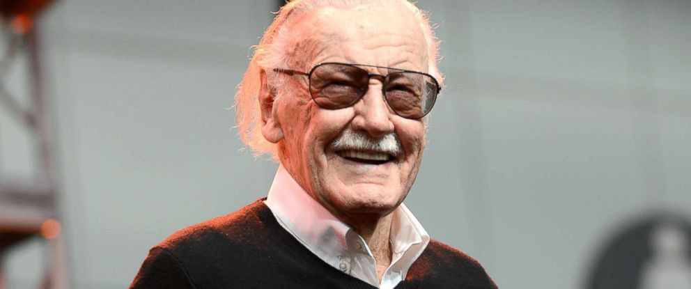PHOTO: Stan Lee on day 2 of Stan Lees Los Angeles Comic Con 2017 held at Los Angeles Convention Center on Oct. 28, 2017 in Los Angeles.