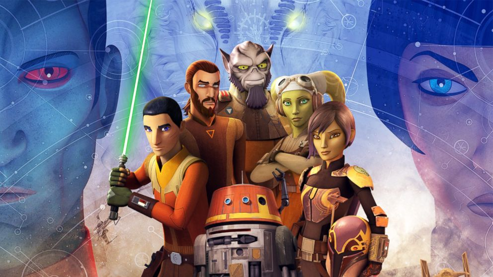 Star Wars Rebels TV show