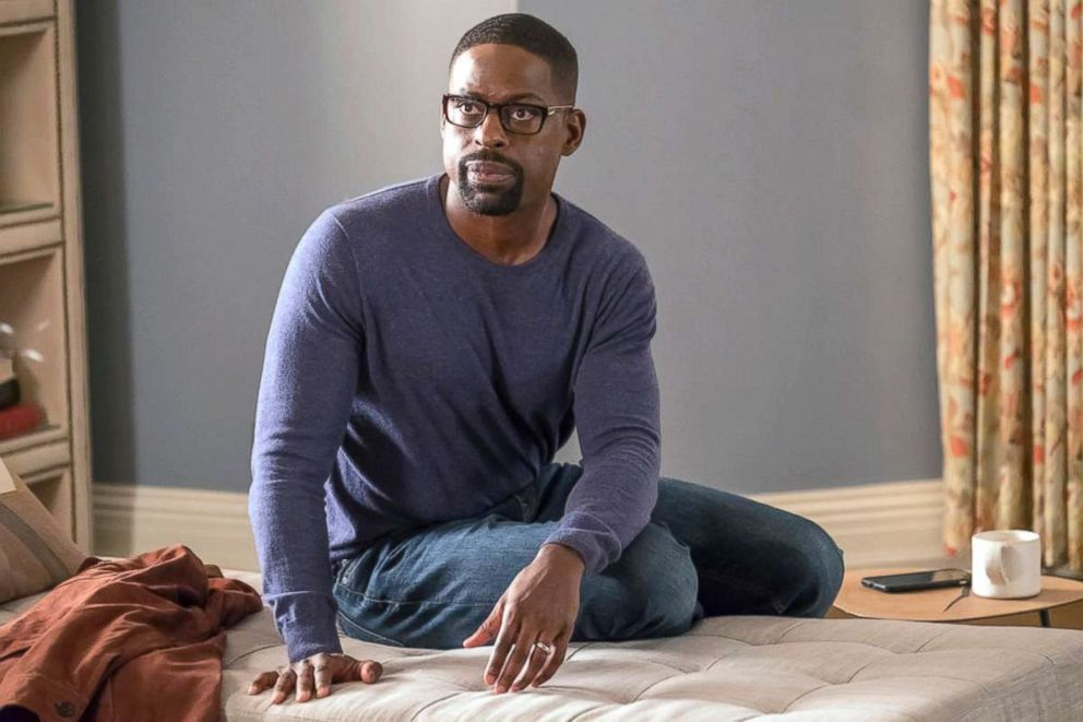 PHOTO: Sterling K. Brown, as Randall, in a scene from This Is Us.