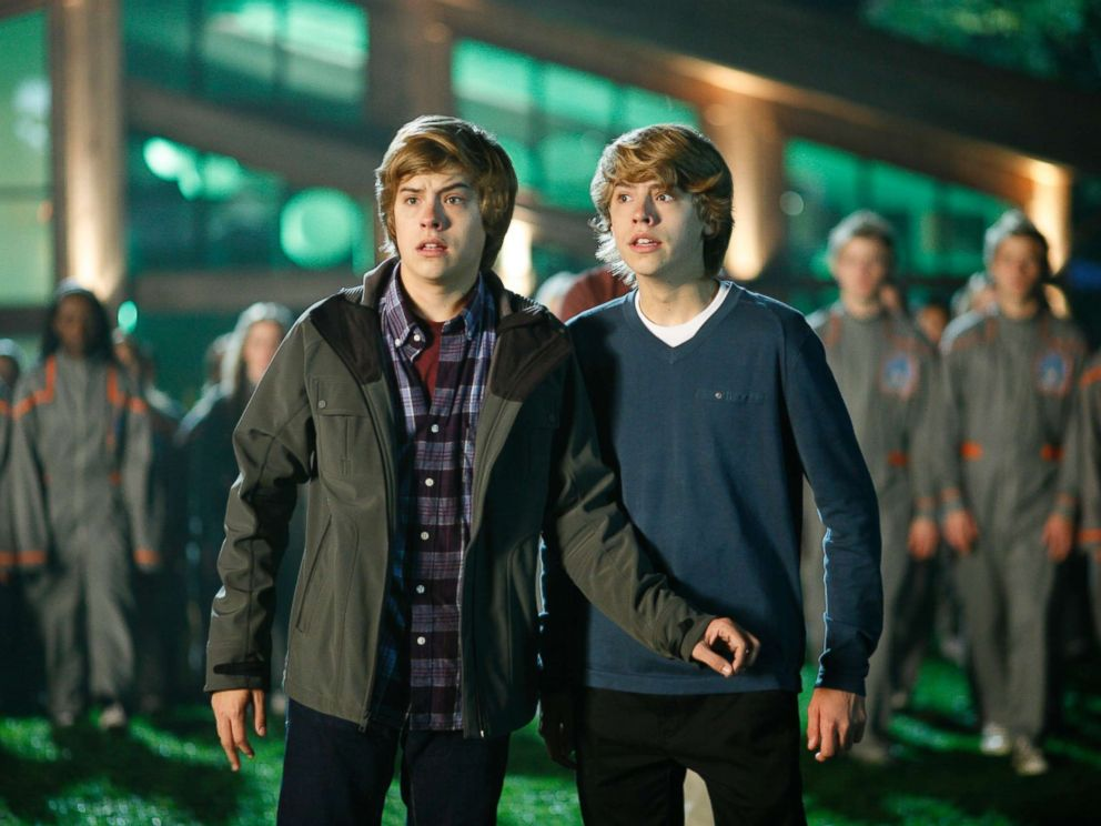 PHOTO: Televisions popular teen twins Zack and Cody, are at the center of the comedy and adventure in the third iteration of their powerhouse in The Suite Life Movie, Oct. 14, 2010.