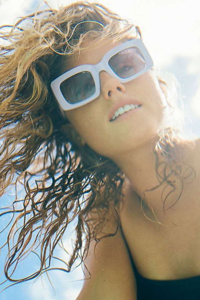 PHOTO: Fashion blog ManRepeller approved these sunnies for their full-coverage.