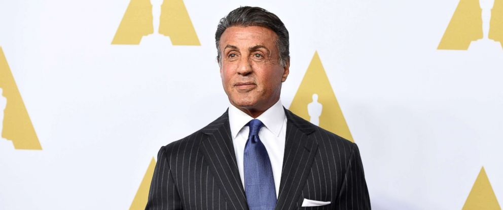PHOTO: Sylvester Stallone arrives at the 88th Oscar nominees luncheon in Beverly Hills, Calif., Feb. 8, 2016.