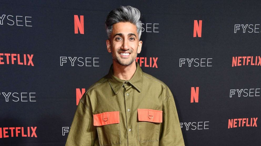 How 'Queer Eye' fashion expert Tan France sparked a 'French tuck' craze - ABC Ne...