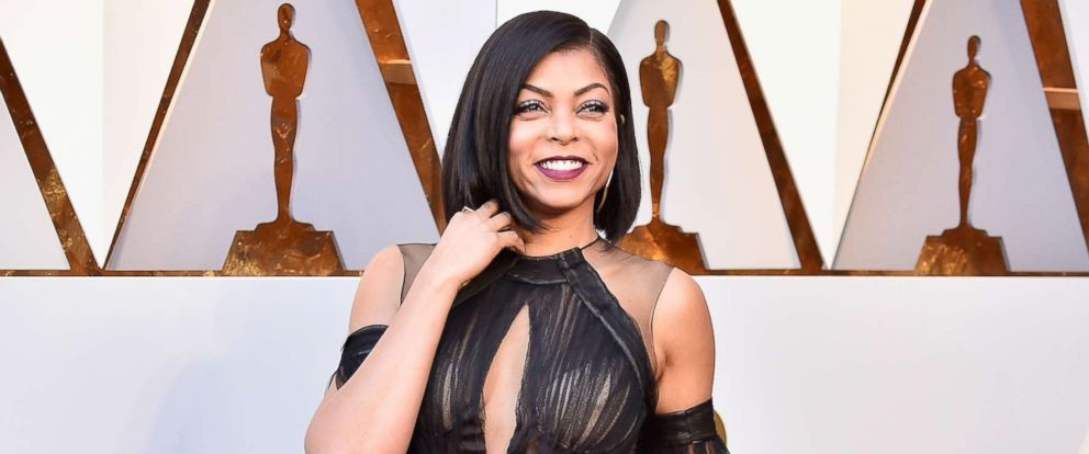 PHOTO: Taraji P. Henson attends the 90th Annual Academy Awards at Hollywood & Highland Center on March 4, 2018 in Hollywood.