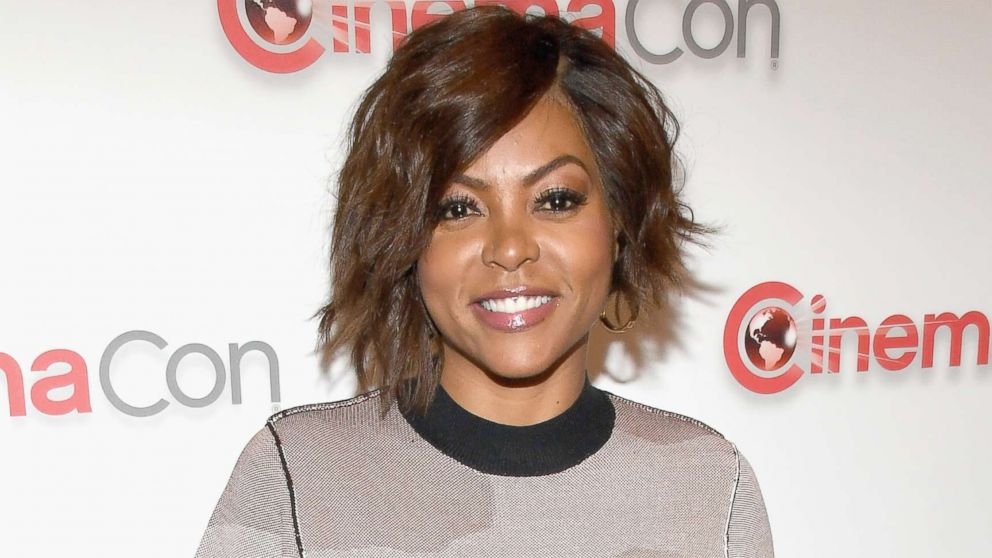 Actor Taraji P. Henson attends the CinemaCon 2018 Paramount Pictures Presentation Highlighting Its Summer of 2018 and Beyond at The Colosseum at Caesars Palace during CinemaCon, the official convention of the National Association of Theatre Owners, April 25, 2018, in Las Vegas.