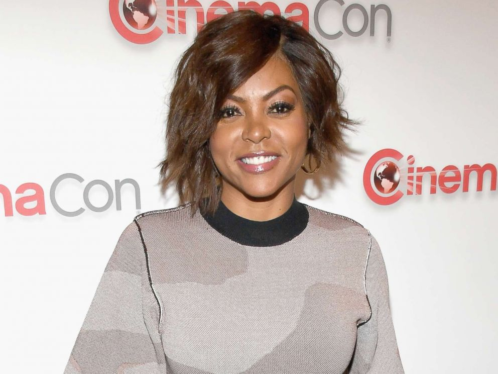 PHOTO: Actor Taraji P. Henson attends the CinemaCon 2018 Paramount Pictures Presentation Highlighting Its Summer of 2018 and Beyond at The Colosseum at Caesars Palace during CinemaCon, April 25, 2018, in Las Vegas.