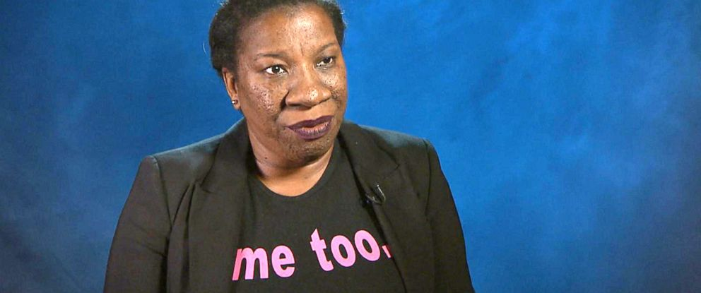 "PHOTO: Activist Tarana Burke started the ""Me Too"" movement in 2007."