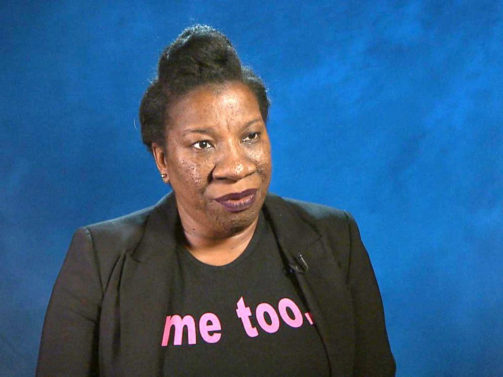 PHOTO: Activist Tarana Burke started the Me Too movement in 2007.