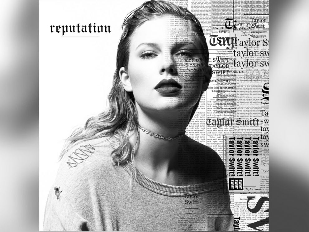 PHOTO: This cover image released by Big Machine shows art for Taylor Swifts upcoming album, reputation, expected Nov. 10, 2017.