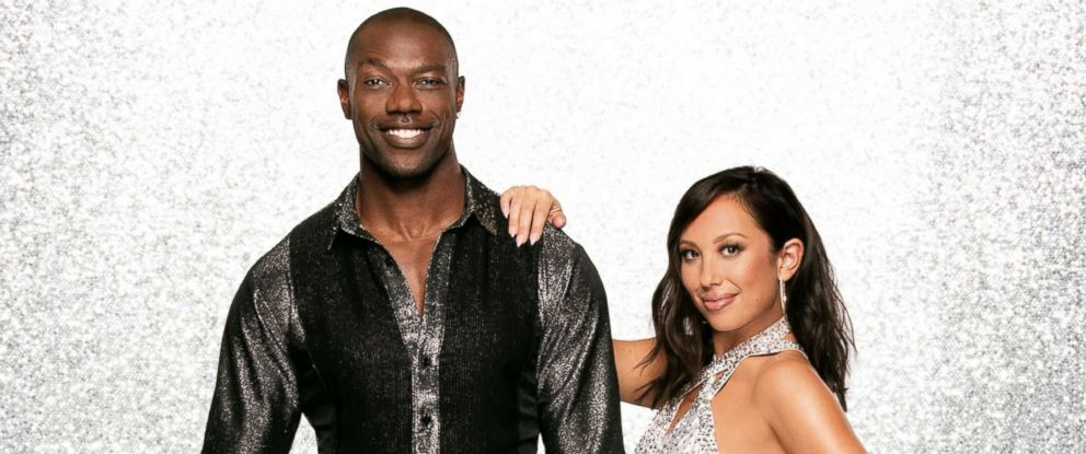 "PHOTO: Terrell Owens and pro dancer Cheryl Burke will dance together on the new season of ""Dancing With The Stars."""