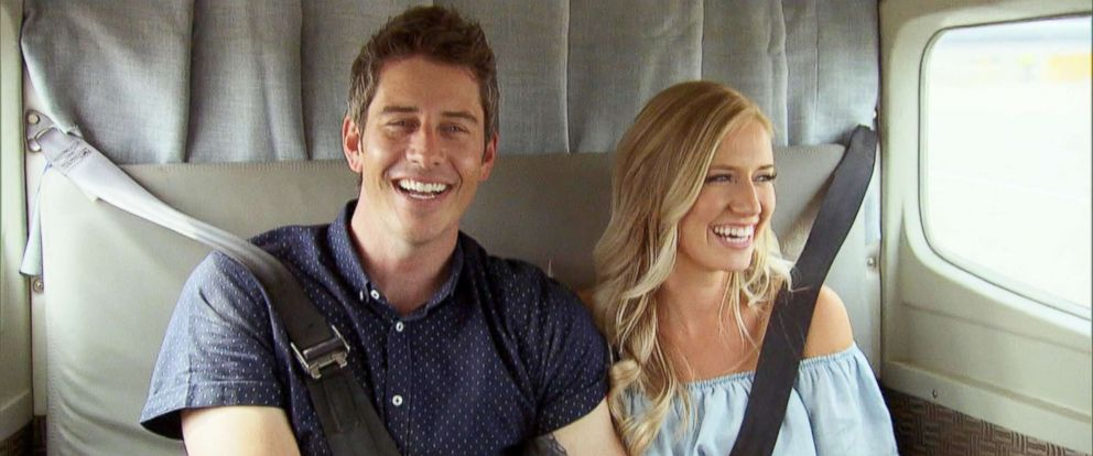 """PHOTO: A scene from """"The Bachelor"""" that aired on Feb. 26, 2018."""