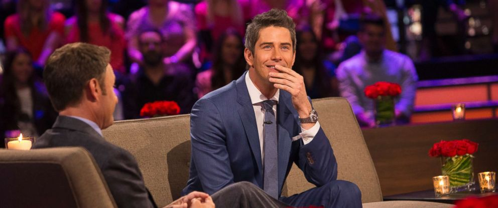PHOTO: The Bachelor: The Women Tell All episode, with the Bachelor, Arie Luyendyk Jr.