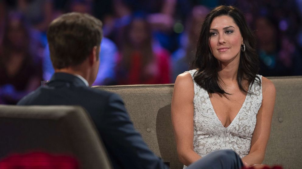 """Becca K. on """"The Bachelor: After the Final Rose,"""" a two-hour live special, March 6, 2018 on ABC."""