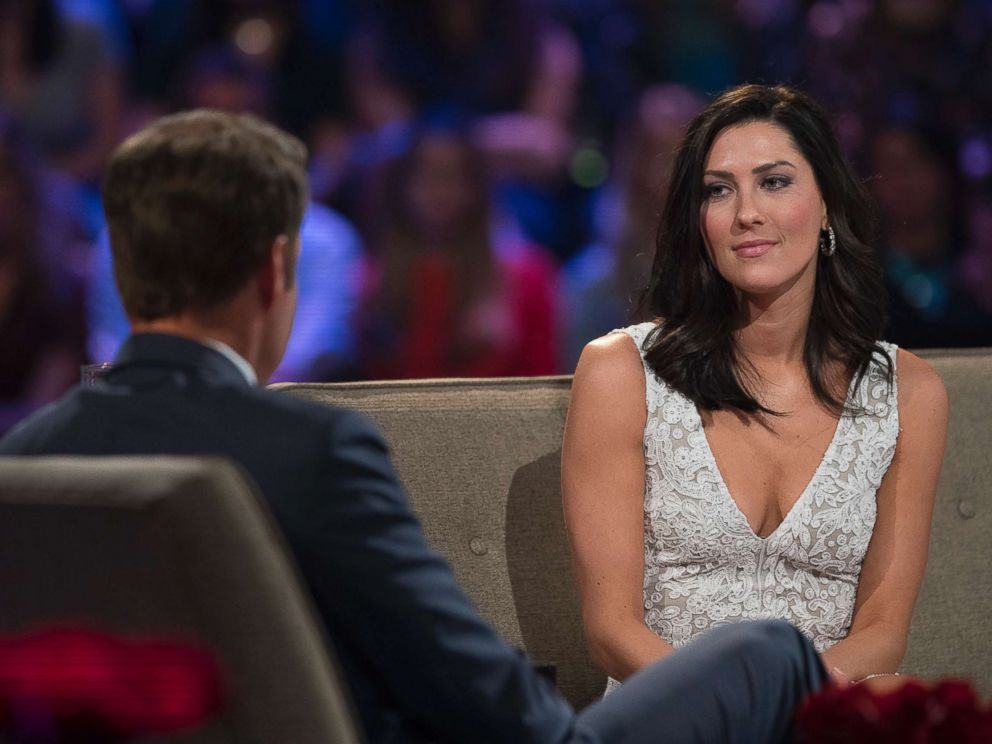 PHOTO:Becca K. on The Bachelor: After the Final Rose, a two-hour live special, March 6, 2018 on ABC.