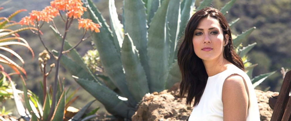"PHOTO: Becca Kufrin appears on season 14 of ""The Bachelorette."""