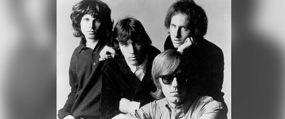 PHOTO The Doors are pictured in this file photo circa 1970.  sc 1 st  ABC News & The Doorsu0027 Robby Krieger reflects on u0027Light My Fireu0027 50 years later ...