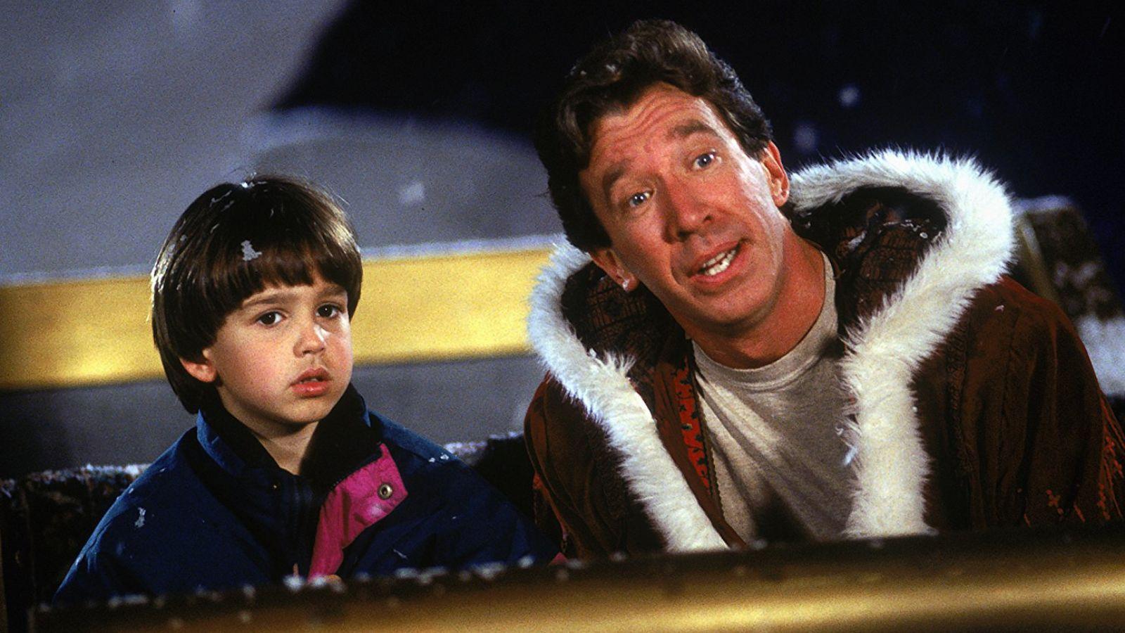 The Santa Clause\' stars Tim Allen, Eric Lloyd share 9 secrets about ...