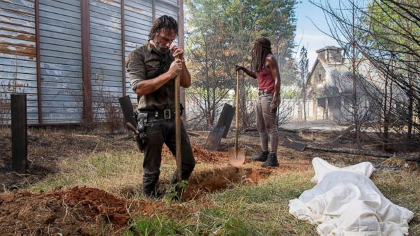 'The Walking Dead' creator explains main character's exit: 'We got something amazing planned'