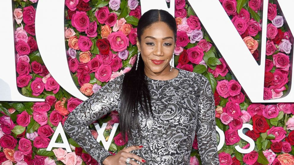Tiffany Haddish claims Sanaa Lathan bit Beyonce, says Lathan's parents were 'mad...