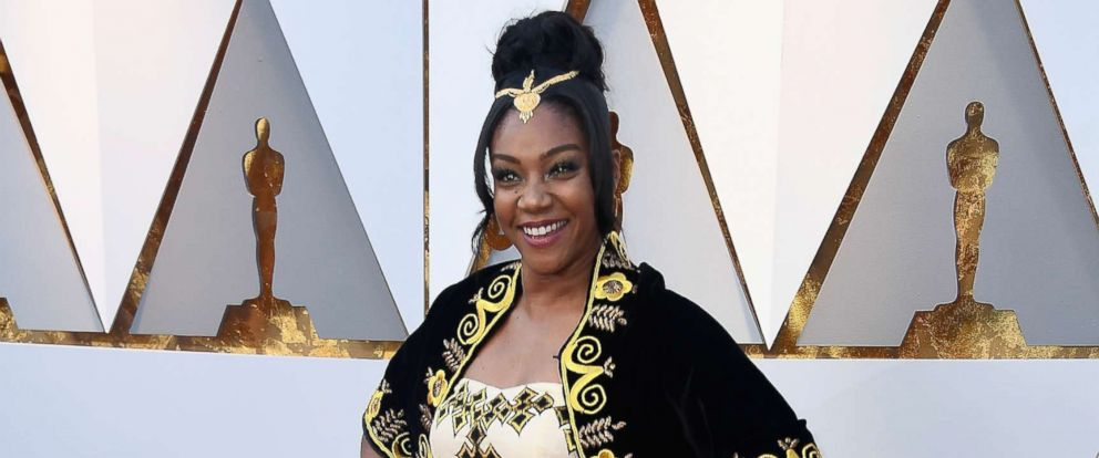 PHOTO: Tiffany Haddish attends the 90th Annual Academy Awards at Hollywood & Highland Center on March 4, 2018 in Hollywood.