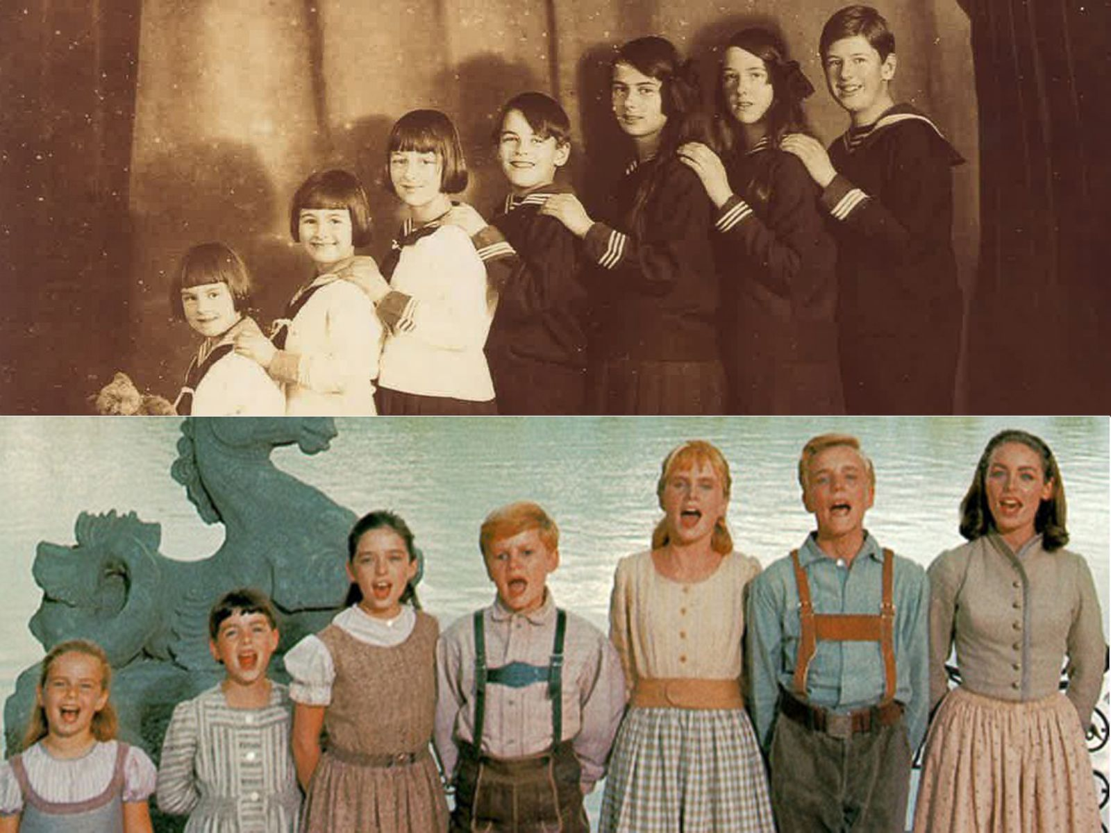 The Sound Of Music How The Movie Compares To The Real