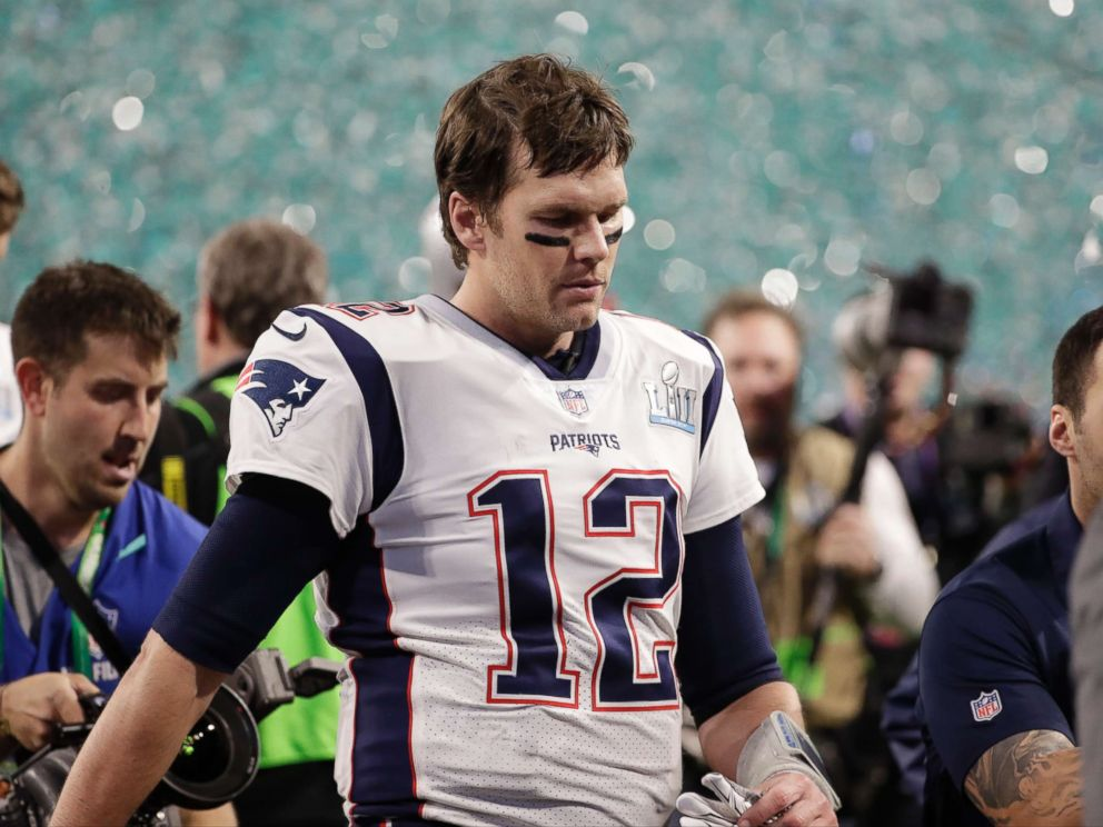 Tom Brady: 'Miracle' to win AFC Championship game without Rob Gronkowski