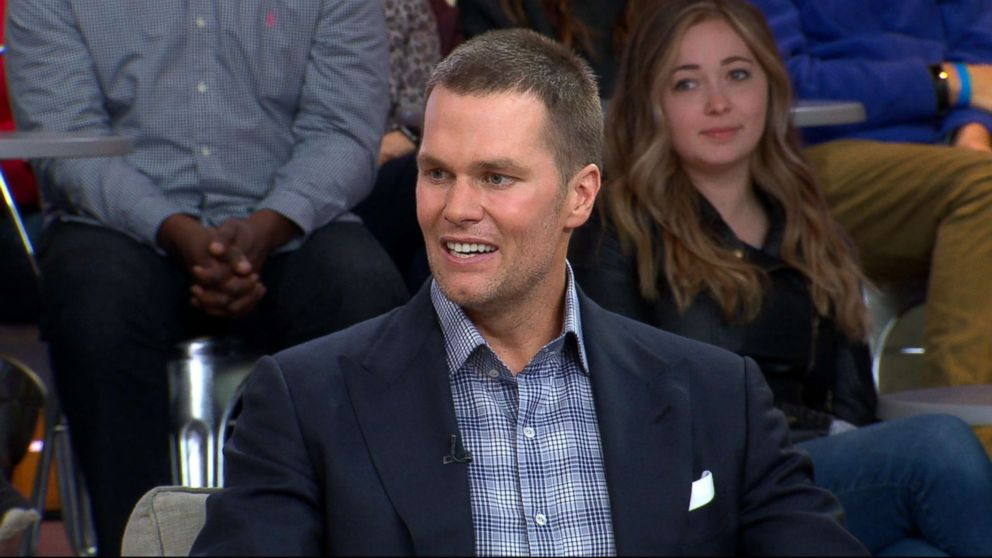 "Tom Brady speaks out on ""GMA"" about his Facebook Watch series ""Tom vs. Time."