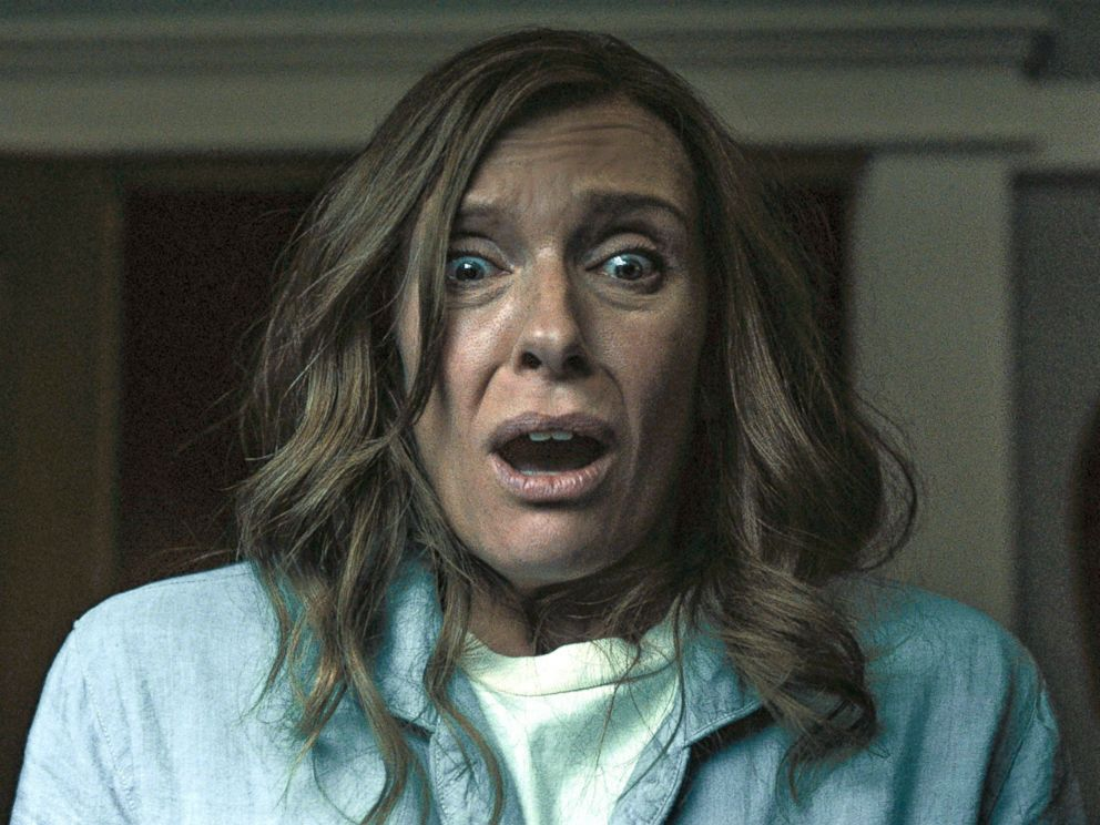 PHOTO: Toni Collette in a scene from Hereditary.