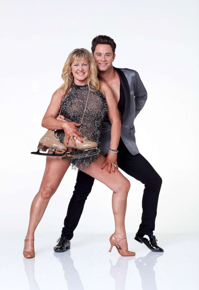 PHOTO: Tonya Harding, a two-time Olympic figure skater, will dance with Sasha Farber.
