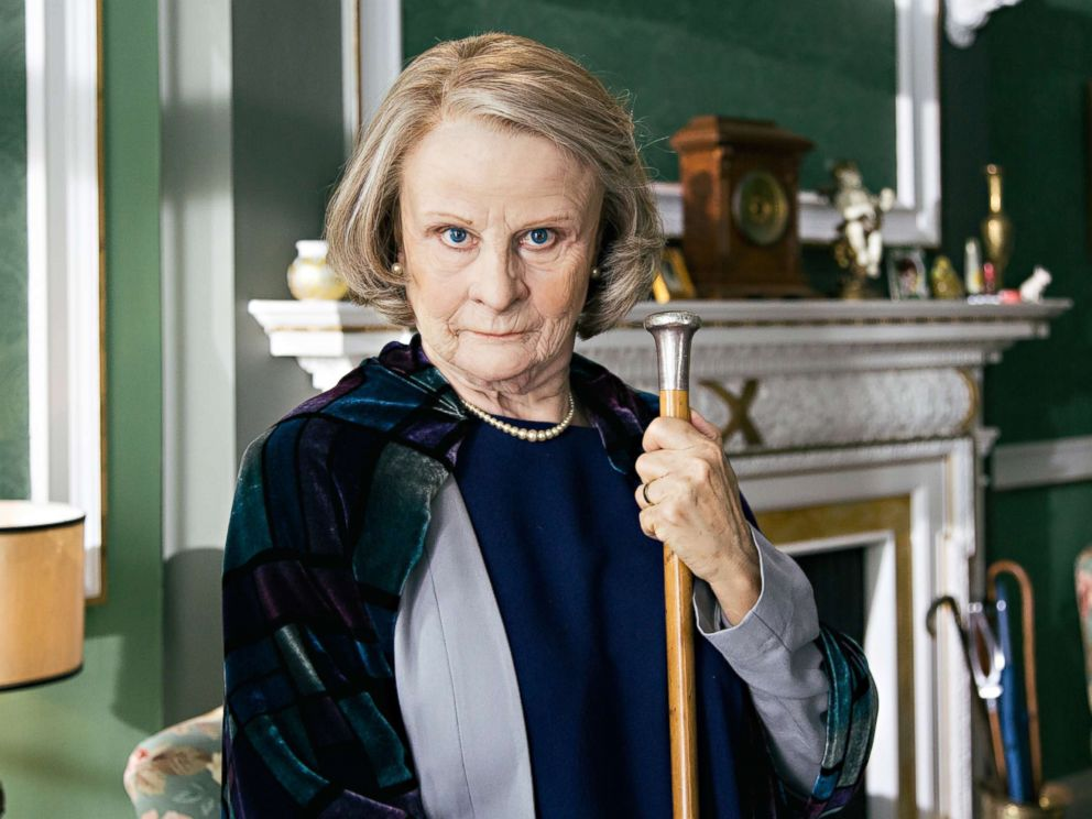 PHOTO: Tracey Ullman as Maggie Smith in HBOs Tracey Ullmans Show.