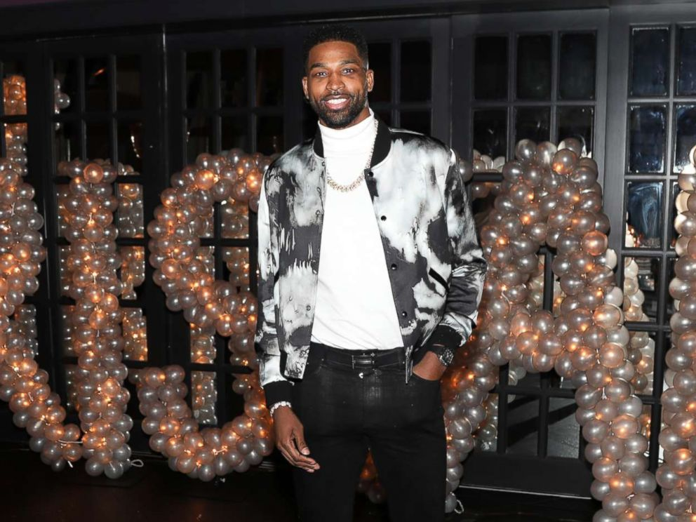 Tristan Thompson gushes over new baby amid Khloe Kardashian cheating scandal