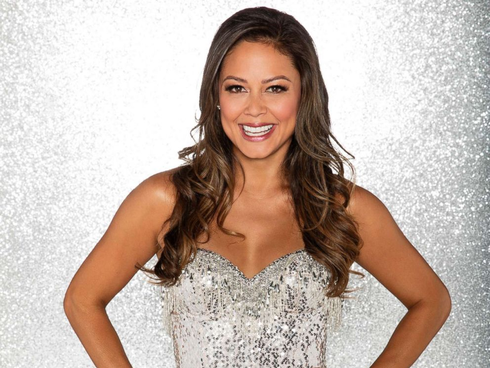 PHOTO: Vanessa Lachey will compete for the mirror ball title on the new season Dancing With The Stars.