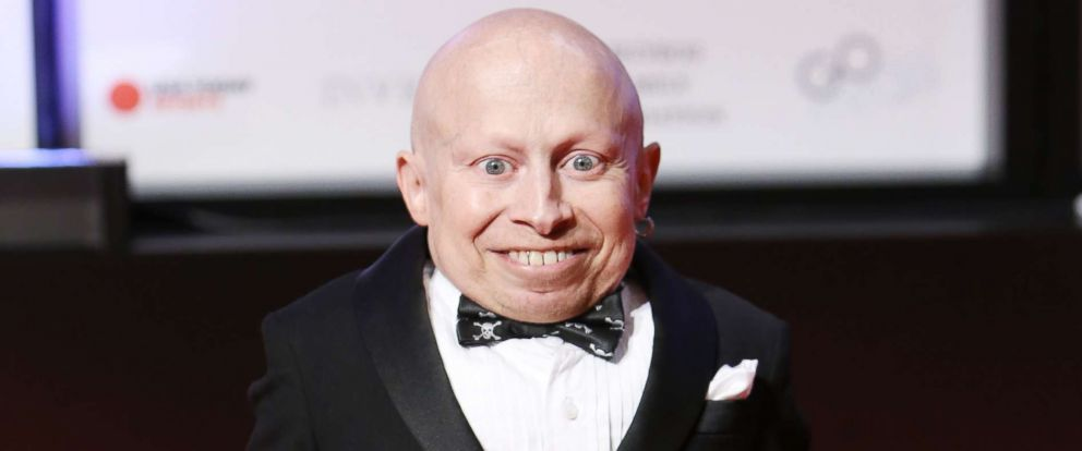 PHOTO: Verne Troyer attends Muhammad Alis Celebrity Fight Night held at JW Marriott Desert Ridge Resort & Spa, March 28, 2015, in Phoenix, Arizona.