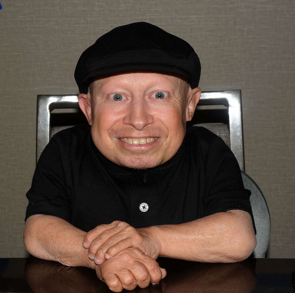 PHOTO: Verne Troyer attends Chiller Theater Expo Winter 2017 at the Parsippany Hilton, Oct. 28, 2017, in Parsippany, New Jersey.