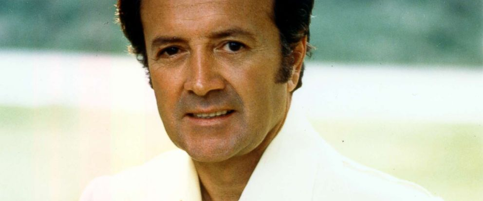 PHOTO: Singer Vic Damone poses for a portrait circa 1978.