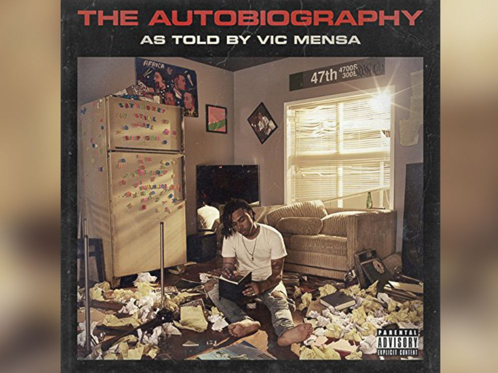 PHOTO: Vic Mensa - The Autobiography