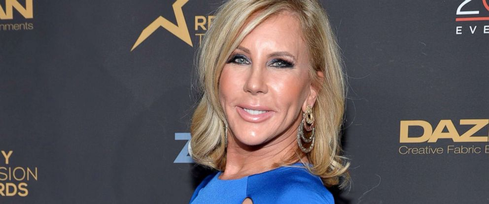 PHOTO: Vicki Gunvalson attends the 4th Annual Reality TV Awards at Avalon, Nov. 2, 2016, in Hollywood, Calif.