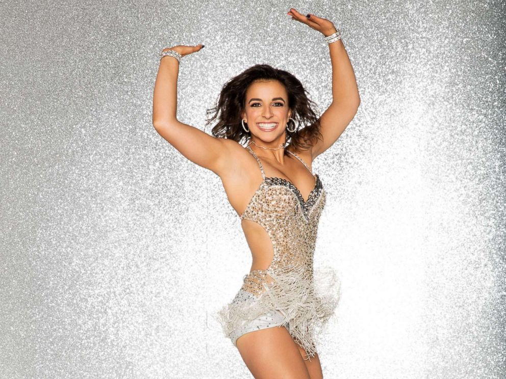 PHOTO: Victoria Arlen will compete for the mirror ball title on the new season Dancing With The Stars.