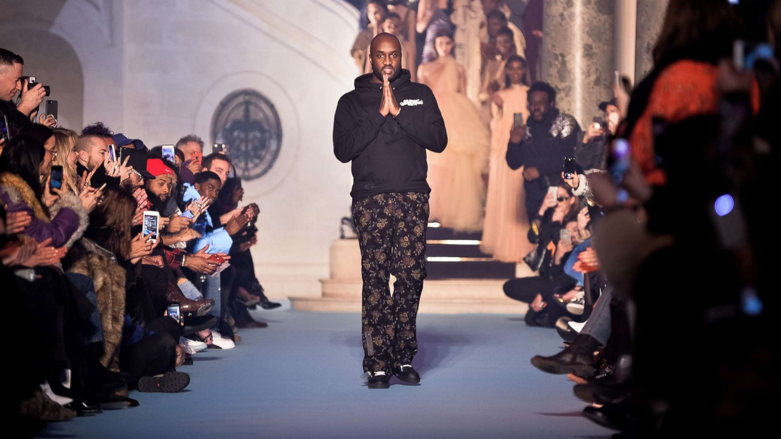 5 Things To Know About Louis Vuittons New History Making Menswear Designer Virgil Abloh