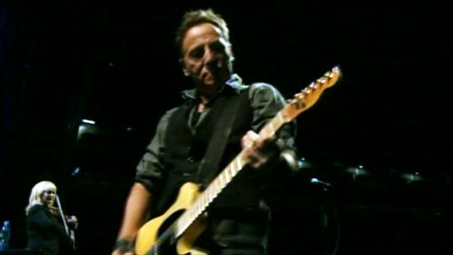 VIDEO: Memorabilia from Bruce Springsteen will be housed at New Jerseys Monmouth University.