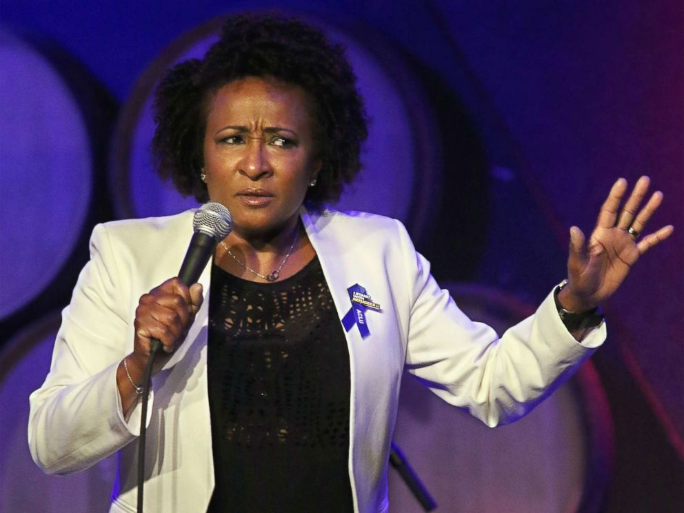 PHOTO: Comedian Wanda Sykes performs at City Winery on April 26, 2017 in New York.