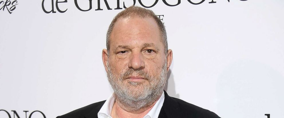 """PHOTO: Harvey Weinstein attends the De Grisogono """"Love On The Rocks"""" party during the 70th annual Cannes Film Festival at Hotel du Cap-Eden-Roc, May 23, 2017, in Cap dAntibes, France."""