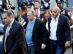 Harvey Weinstein out on bail after arrest on rape, sexual abuse charges