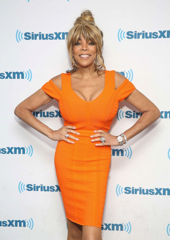 PHOTO: Wendy Williams visits at SiriusXM Studios, July 26, 2017, in New York.