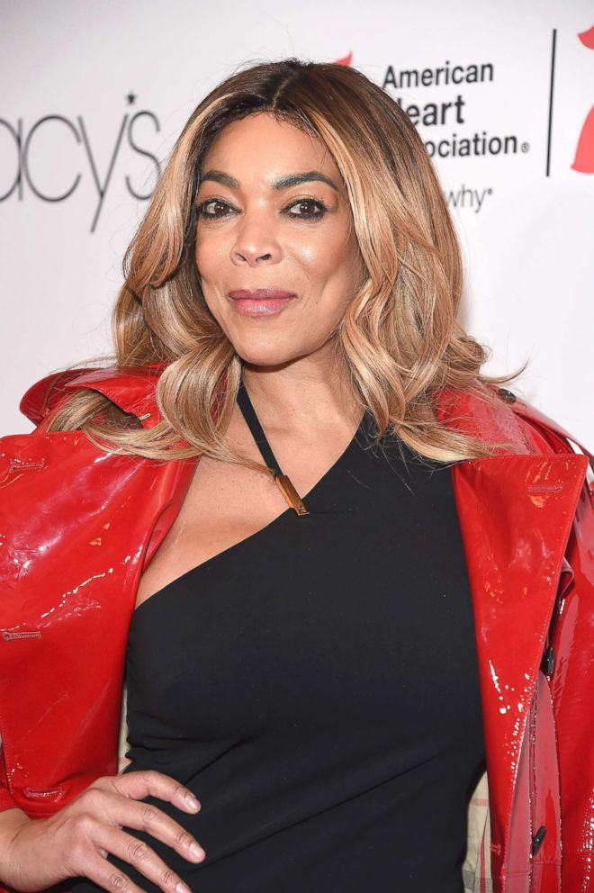 PHOTO: Wendy Williams at the Hammerstein Ballroom, Feb. 8, 2018, in New York.