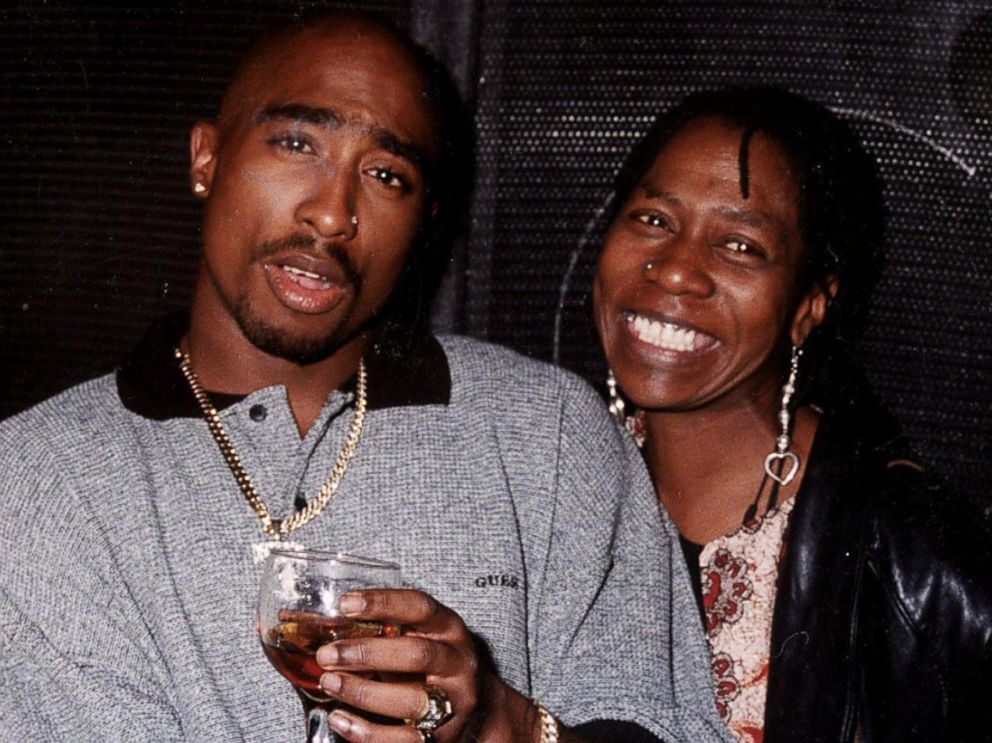 Afeni Shakur, Mother of Rap Legend Tupac, Dies at 69 - ABC News