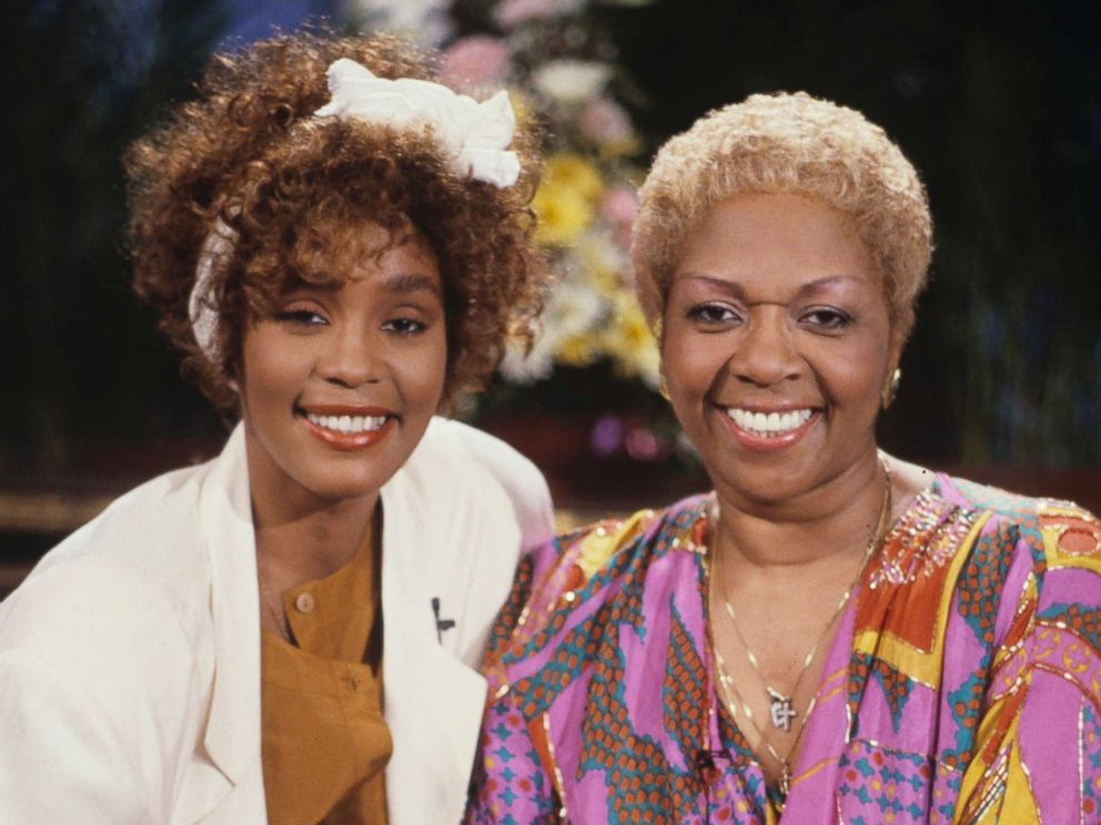 PHOTO: In this file photo, Whitney and Cissy Houston are featured on a special that celebrated moms and aired on Mothers Day, May 10,1987 on the ABC Television Network.