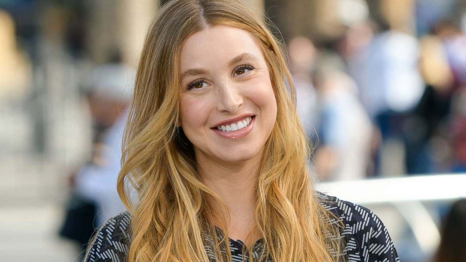 The Hills Star Whitney Port Gives Birth To A Son Abc News
