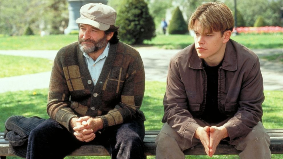Scene from Good Will Hunting