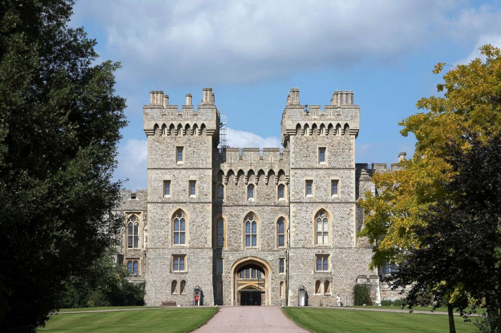 PHOTO: Windsor Castle in Berkshire, England is pictured in this undated stock photo.